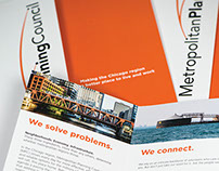 Metropolitan Planning Council Marketing Materials