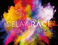 Delay Race - Logo Design