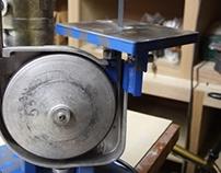 Custom Portable Bandsaw
