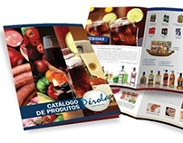 Catálogo para o Supermercado Pérola