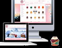 Munch Bakery Website