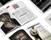 Contemporary Magazine Design