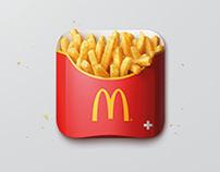 McDonald's Switzerland App
