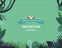 JUNGLE ZOODIAC - Board Game Design