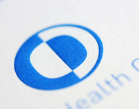 OsteoHealth Clinic | Brand identity