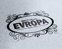 Restoran Evropa / Restaurant Evropa