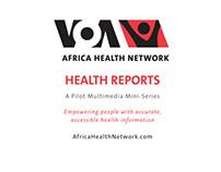 Africa Health Network Branding