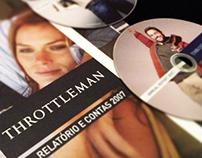 Throttleman - Relatório e Contas 2007