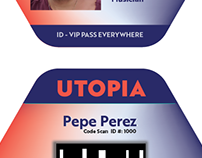 Utopia ID - Adobe Live Contest