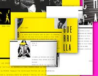 FEM FESTIVAL - Muestra Guerrilla Girls