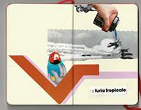 L'exquise coupe - COLLAGE