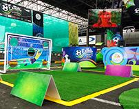 Activación, Estadio Mundialista 2014 GCCS.