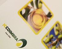 JCCoimbra - Capa/Catálogo de Produto