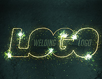 Welding LOGO reveal