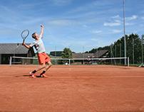 Bewerbungsvideo Tennis