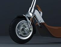 KOLOBRNDA electric scooter