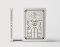 Old Testament + New Testament Hardcover Designs