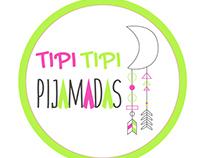 Tipi Tipi Pijamadas - Logo