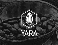 IDENTIDAD GRAFICA - CHOCOLATES YARA
