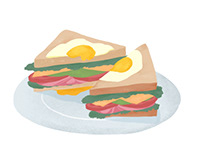 Some Food Gif