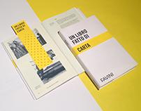 Un libro fatto di carta – A book made of paper