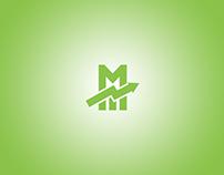 'MCDALLION' Financial Company Brand Identity