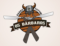 Logo Os Bárbaros