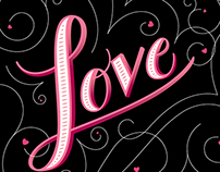 Handlettered Love