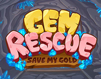 Gem Rescue Game Graphics 2015