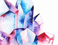 Crystal Clusters