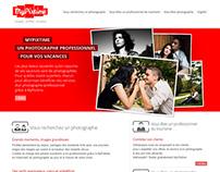 mypixtime / UX-UI / Identité / Tourisme / 2013