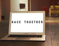 Immersive Website: Race Together