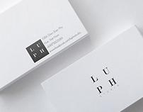 "  Kaizen.N   Logo "" Luph Studio""  - fashion design"