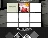 Webdesign Artifx 3