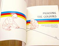 Colour installation