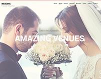 GG Wedding Template Design