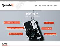 REVOKE2 – MULTIPURPOSE WORDPRESS THEME