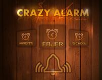 Crazy Alarm