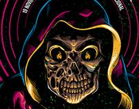 "Black Sabbath ""The End"" Tour Poster"