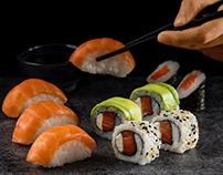 Food Photography - Sensu (Sushi)