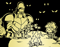 Alinhamento - Comic