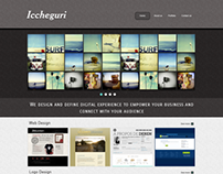 ICCHEGHURI WEBDESIGN WITH RESPONSIVE FEEL