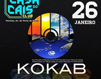 "Event Flyer ""Kokab"""