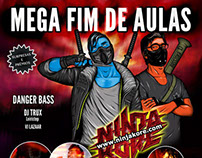 "Party Promo ""Mega Fim de Aulas"""