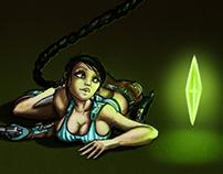 Crok en Jeu #1 Lara
