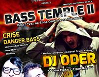 Various Temple Tour Flyer Promo