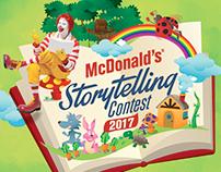 McD Storytelling 2017 HTML5 Banner