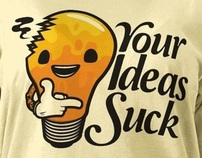 You Ideas Suck