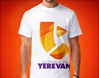 Yerevan City Tourism Logo   ( Concept )