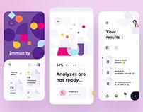 Medical service app
